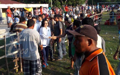 Pasangan YSM-YRT Siapkan Program Pertanian Unggulan di Bolmong