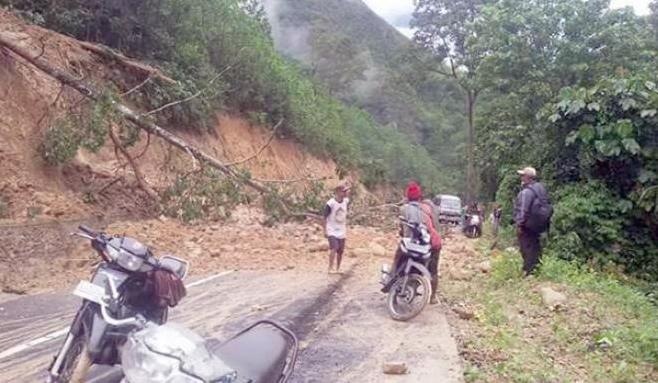 BPBD Boltim Minta Warga Waspada Longsor dan Banjir
