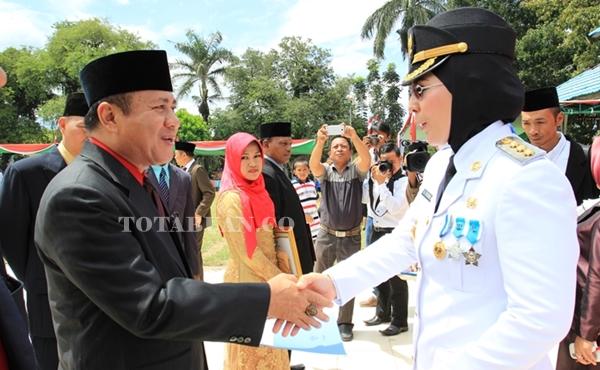 Wali Kota: Lurah dan Kepala Desa Lebih Maksimal Lagi