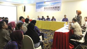 Wali Kota Tatong Bara Buka Kegiatan FGD Penyusunan RP2KPKP