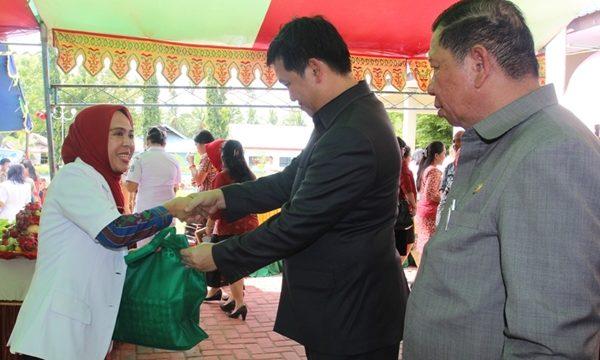 Pemkot Kotamobagu Raih Penghargaan Pelayanan Kesehatan Haji Terbaik di Sulut