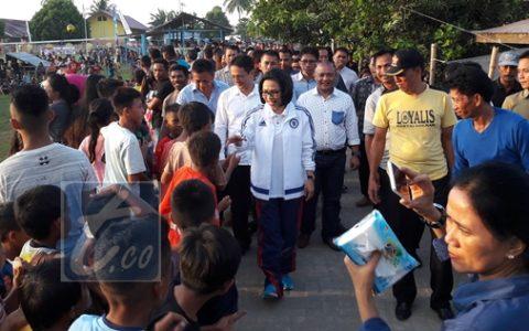 Yasti-Yanny Siap Gratiskan Biaya Sekolah di Bolmong