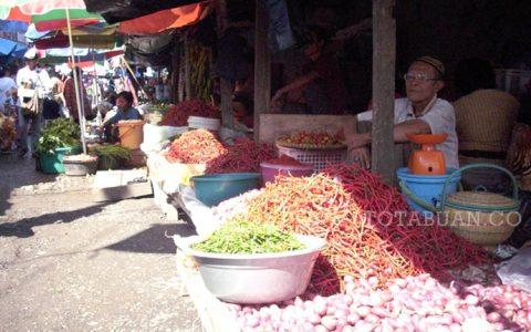 Musim Hujan, Harga Cabe Merah Naik Jadi 60 Ribu Perkilo