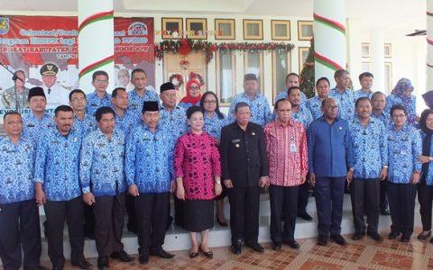 Pemkab Bolmong Terima Kunjungan Kepala BKKBN Pusat