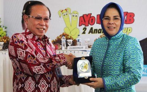 Kepala Badan Kependudukan dan Keluarga Berencana Nasional (BKKBN) Pusat Surya Candra Surapaty