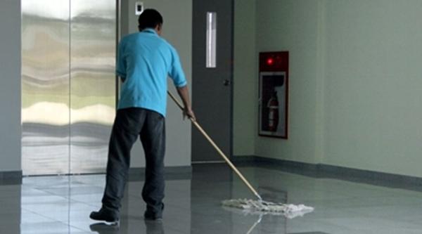 Gaji Tenaga Cleaning Servis di Bolmong Setara UMP