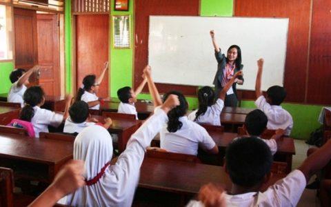 Kotamobagu Masih Kekurangan Guru SD