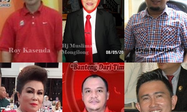 Inilah Enam Kader PDIP Yang Disiapkan di Pilwako Kotamobagu