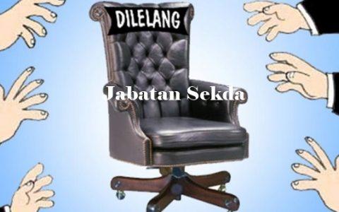 Rekrutmen Sekda Bolmong Menggantung