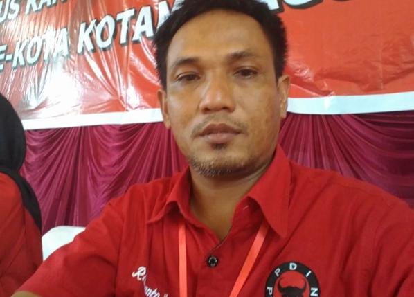 Riswanto: PDIP Belum Pasti Koalisi dengan PAN di Pilkada Kotamobagu