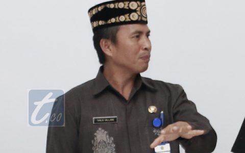 Workshop Perhitungan Indeks Profesionalitas Aparatur Sipil Negara se-Sulawesi Utara