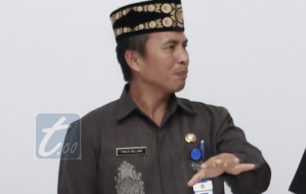 Tahlis: ASN Berdomisili di Bolmong Diliburkan
