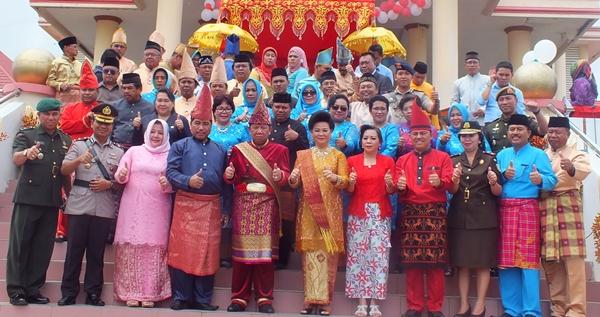 Pemkab Bolmong Peringati HUT ke 63 Tahun