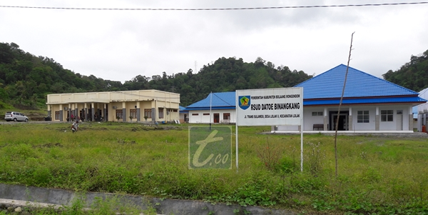 Pasca Pemidahan RSUD Datoe Binangkang Berdampak di Sektor Retribusi