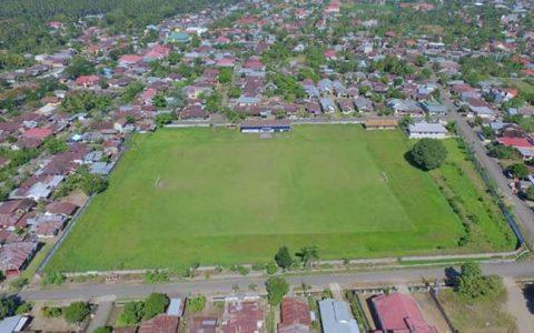 Pemerintah Siapkan Dana 25 Miliar Untuk Bangun Stadion Nunuk Matali