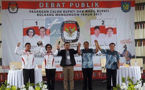 KPU Bolmong Masih Tunggu Surat Pemberitahuan dari MK