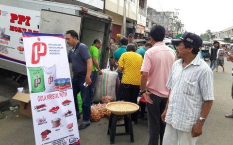 Gandeng PPI, Disperindagkop Gelar Pasar Murah Antisipasi Lonjakan Harga