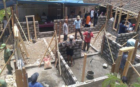 Biaya Tukang Bedah Rumah Jadi Tanggungan Pemkot