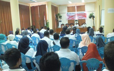 Bappeda Bolmong Gelar Konsultasi Publik Soal RKPD