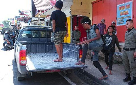 Kotamobagu Target Bebas Gepeng dan Anak Jalanan