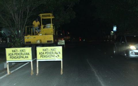 Dinas PU dan PUR Kotamobagu Fokus Perbaikan Fisik Jalan