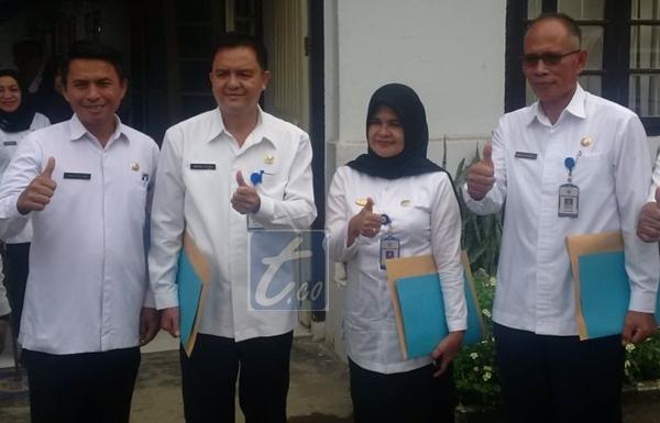 Tiga Pejabat Pemkot Kotamobagu Daftar Ikut Seleksi Sekda Bolmong
