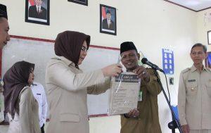 Walikota Kotamobagu Buka Naskah Ujian Nasional