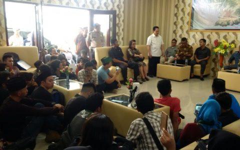 DPRD Tak Keberatan Soal Aksi Mahasiswa di Ruang Paripurna