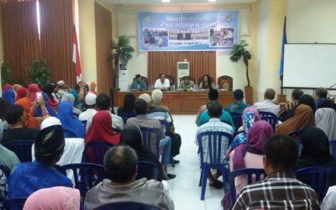 206 Jamaah Calon Haji se-BMR Mulai Tes Kesehatan