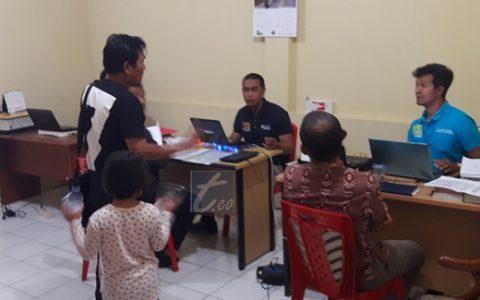 Soal Kasus Pasar Tutuyan, Lima ASN Boltim Diperiksa Penyidik Polres