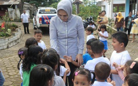 Tatong Targetkan 8000 Anak di Kotamobagu Sudah Miliki KIA