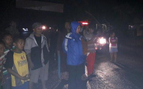 Walikota Langsung Meninjau Kondisi Banjir