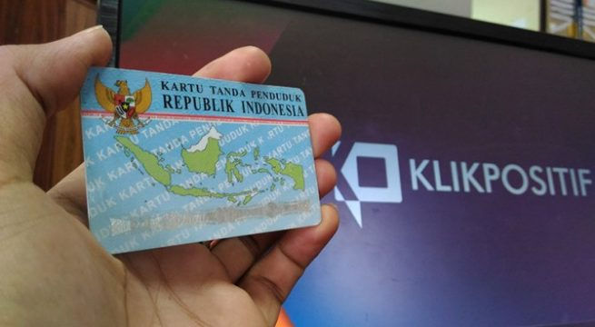 Dukcapil Bolmong Dapat Jatah 20 Keping Blangko KTP Elektronik