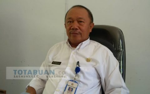 Kepala Bidang Distribusi dan Cadangan Pangan DKP Kotamobagu Ashar Kulo