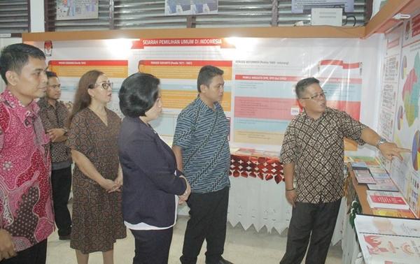 KPU Kotamobagu Siapkan Rumah Pintar Pemilu dan Fasilitas Informasi