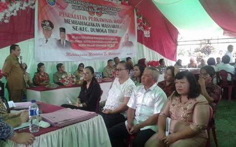 Di Kabupaten Bolmong 300 Pasang Ikut Program Nikah Masal