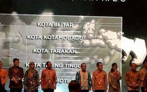 Kota Kotamobagu Terima Penghargaan BKN Award
