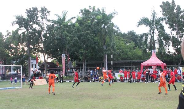 Futsal Antar Wartawan di Kotamobagu Perebutkan Trophy dan Uang Tunai