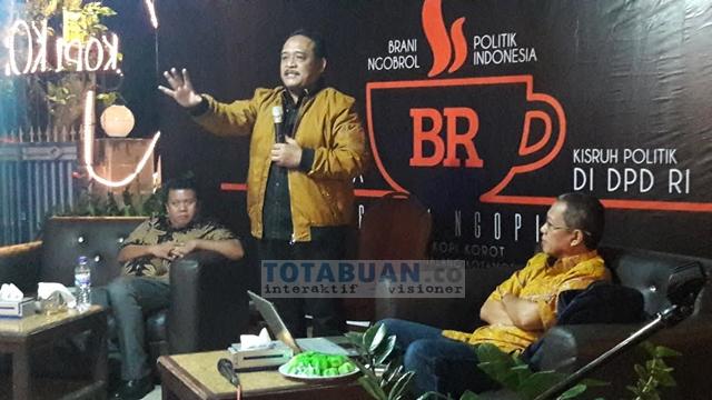 Benny Rhamdani Buka-Bukaan Alasan Kenapa Pindah ke Hanura