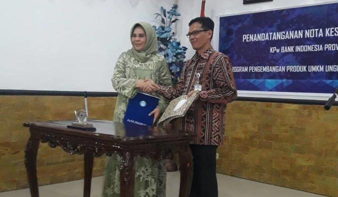 Pemkot Kotamobagu dan Bank Indonesia Kerjasama Kembangkan Kopi