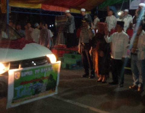 Walikota Kotamobagu Bakal Lepas Pawai Takbir nanti Malam