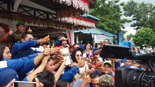Pemkot Kotamobagu Tunggu Pengumuman Penyerahan Piala Adipura