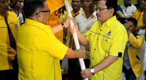 Golkar Kotamobagu Jaring Bakal Calon Lewat Kader dan Masyarakat