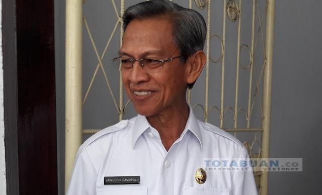 Jainuddin Akan Susul Tatong Bara Ambil Formulir Pendaftaran