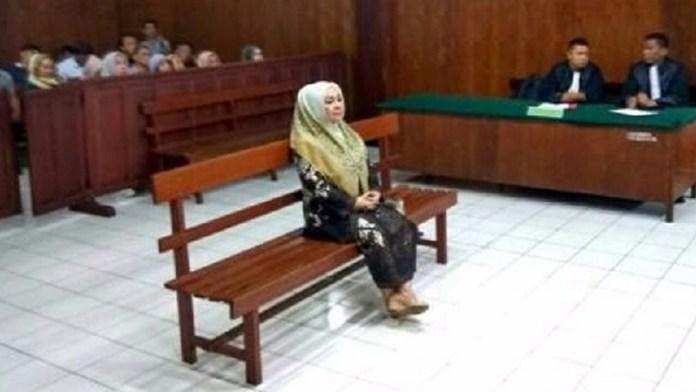 Divonis Lima Tahun, MMS Lakukan Upaya Banding