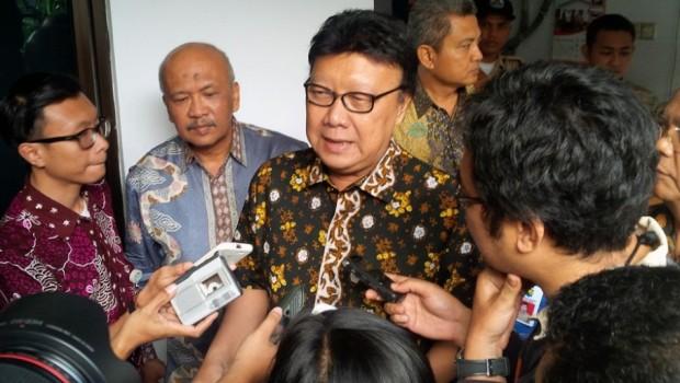 Soal Penetapan Tersangka Bupati Bolmong, Mendagri: Tanya Saja ke Polisi