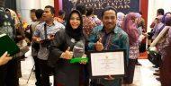 Pemkot Kotamobagu Terima Penghargaan dari Kementerian P3A RI