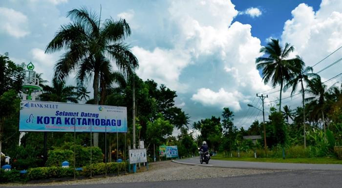 Pemkot Kotamobagu Fokus Bangun Wilayah Perbatasan