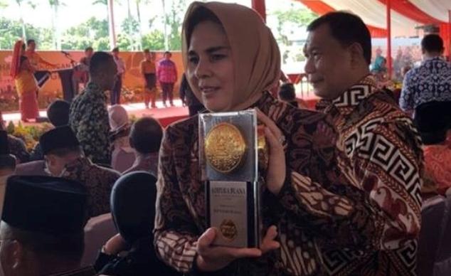 Kotamobagu Urutan 18 di Indonesia Daerah Penerima Piala Adipura