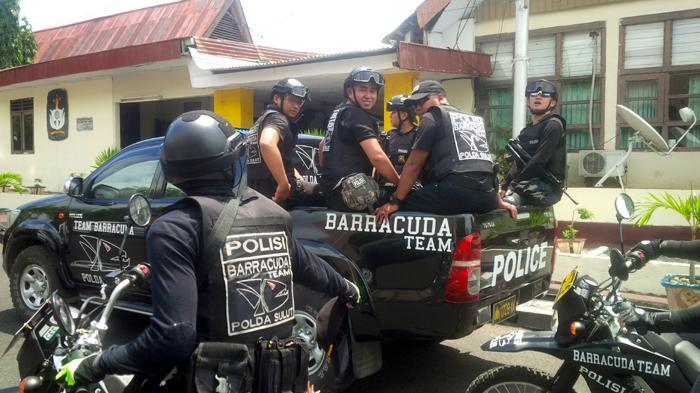 Perambah Hutan Lindung di Boltim Ditangkap Tim Baracuda Polda Sulut